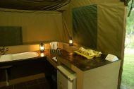 Tent kitchen emaily)