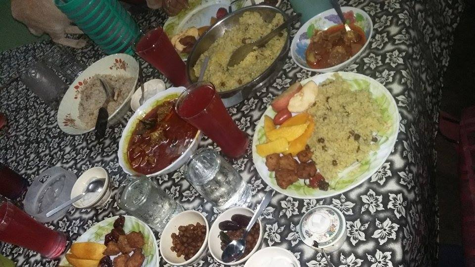 Iftari by Gulshan Ahmed #GuwahatiFoodie