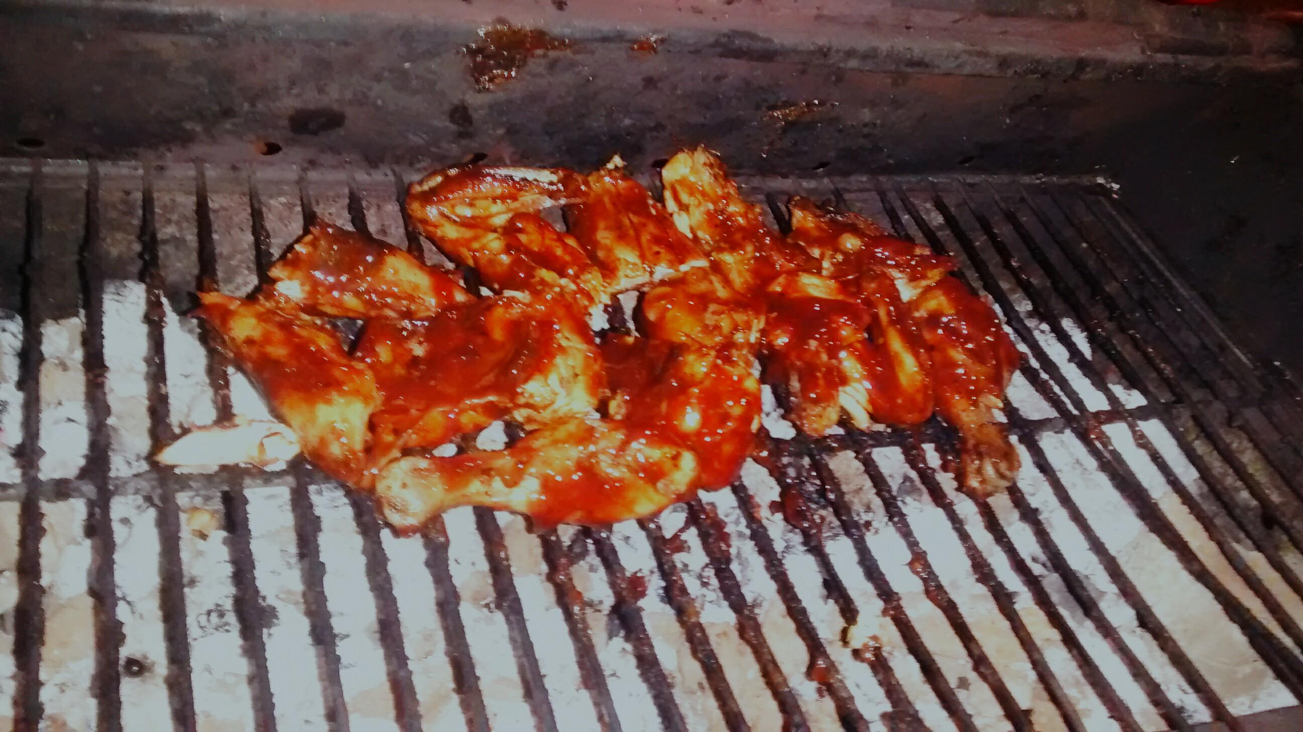 Barbeque Chicken @ Grill Republica #GuwahatiFoodie