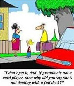 Grandparents Day Jokes