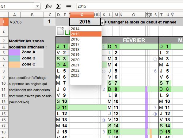 Un calendrier perp tuel pour openoffice libreoffice et - Open office gratuit windows francais ...