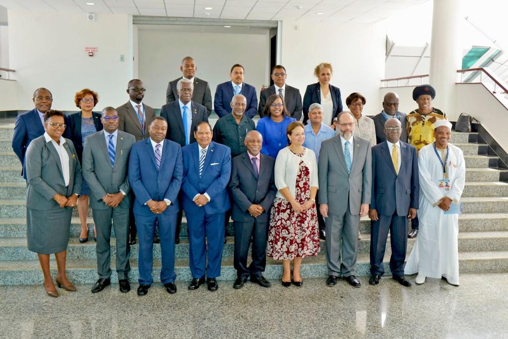 Guyana hosts Air Transport Meeting