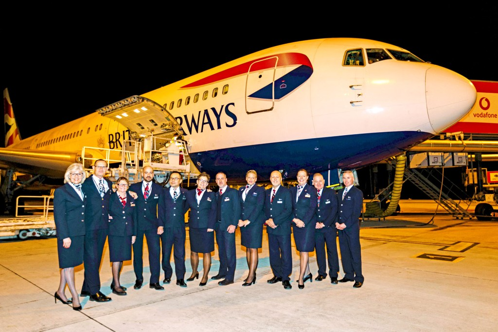 British Airways retires 767
