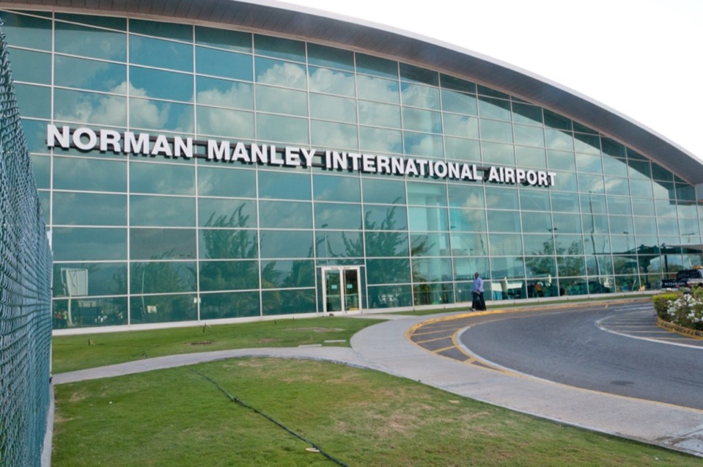 Norman Manley International Airport, Jamaica