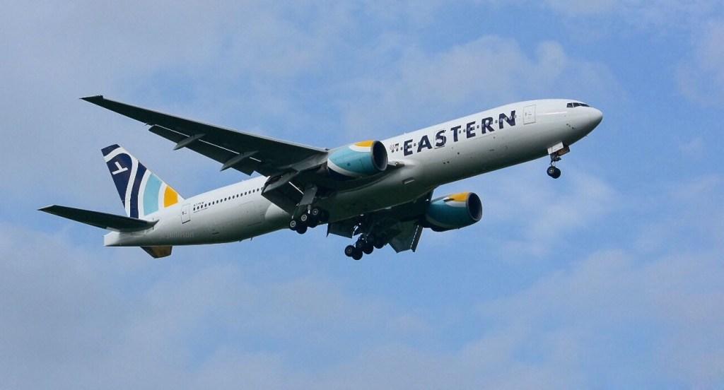 Eastern B777
