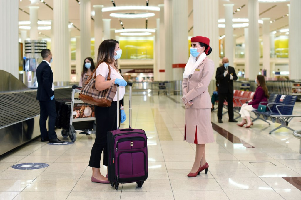 Emirates covers customers covid-19 expenses