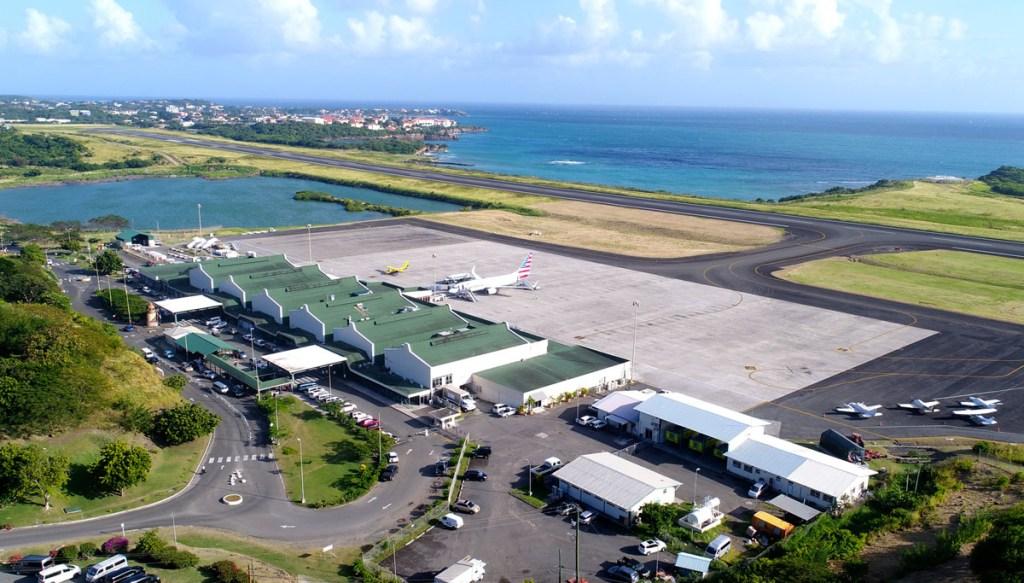 Grenada airport