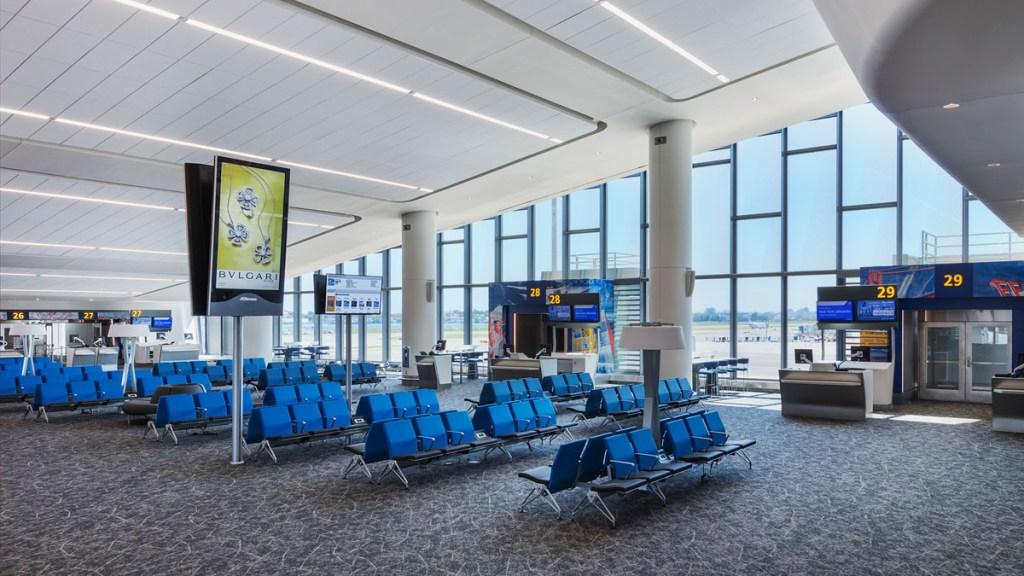 La Guardia Airport new terminal