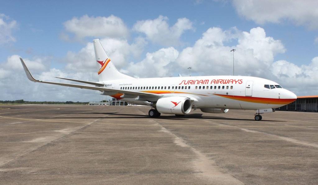 SLM Boeing 737