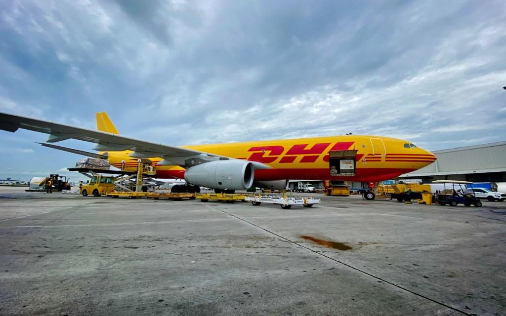 DHL, Miami International Airport