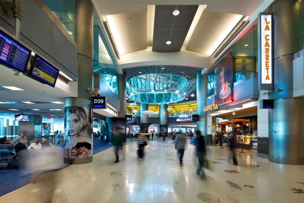 MIA Concourse-D