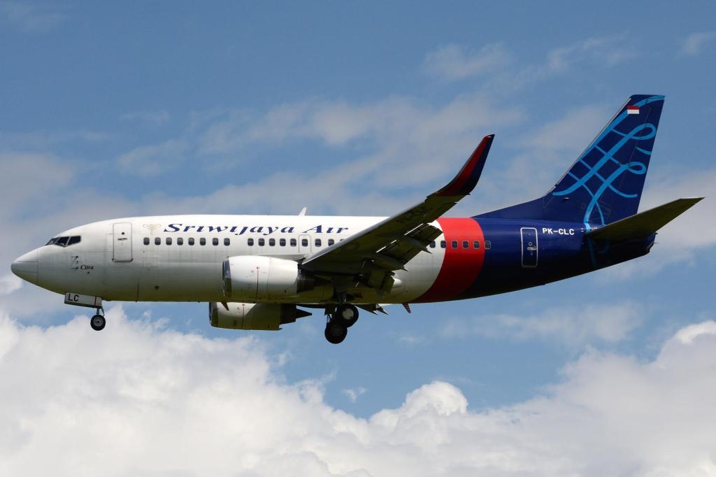 Sriwijaya Air 737