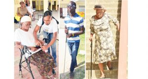 Though voters did not turn out in full numbers in Friday's Local Government Elections, a number of persons with disabilities and the elderly did not let go of the opportunity to make their voices heard at the ballot box