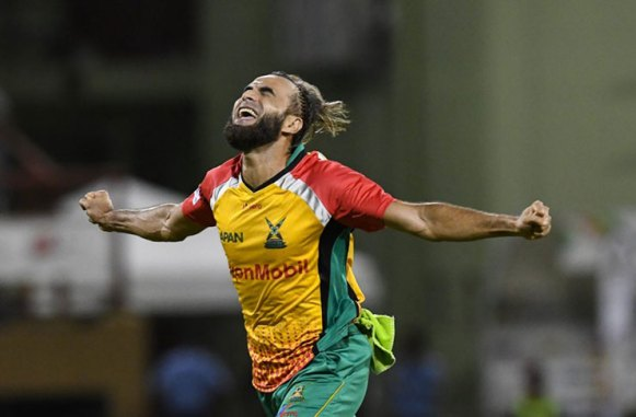 Image result for guyana amazon warriors tahir