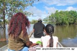 Sailing Through the Rupununi River - Yupukari Village - Central Rupununi