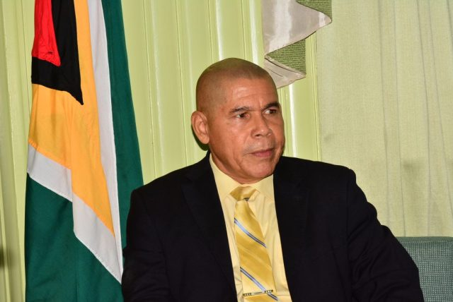 New Social Cohesion Minister, Dr George Norton