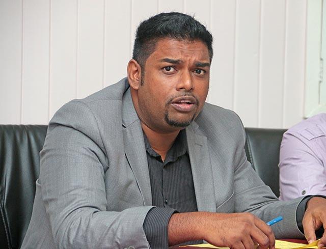 PPP's economist Irfaan Ali