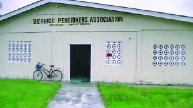 berbice pensioners Robbery