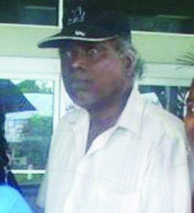 Dead: Harry Persaud