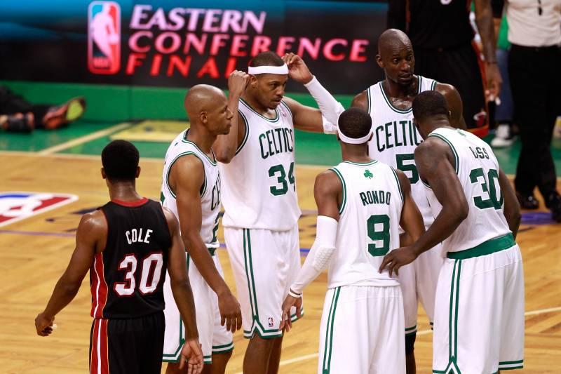 The 2012 Celtics Were Organized Chaos