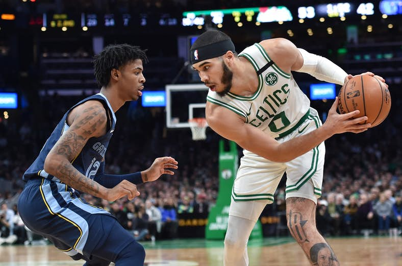 The NBA's Play-In Tournament Could Help the Celtics