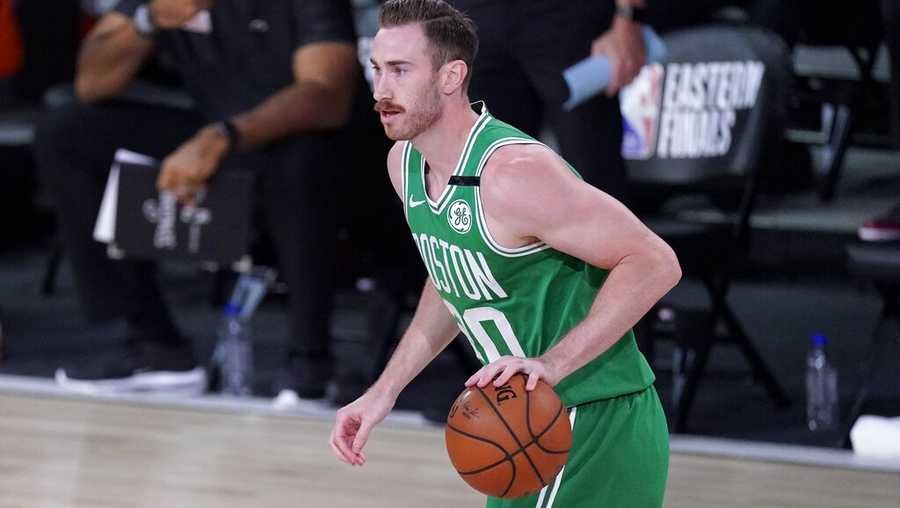 Gordon Hayward Makes Terrible Decision for Him; Amazing for the Celtics