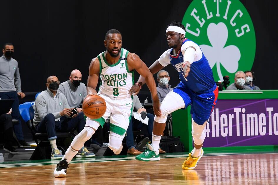 Recap: Walker Shines Again as Celtics Top Clippers, 117-112