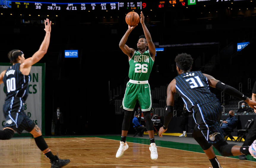 Preview: Celtics Begin Brief Two-Game Road Trip in Orlando, Take on Magic