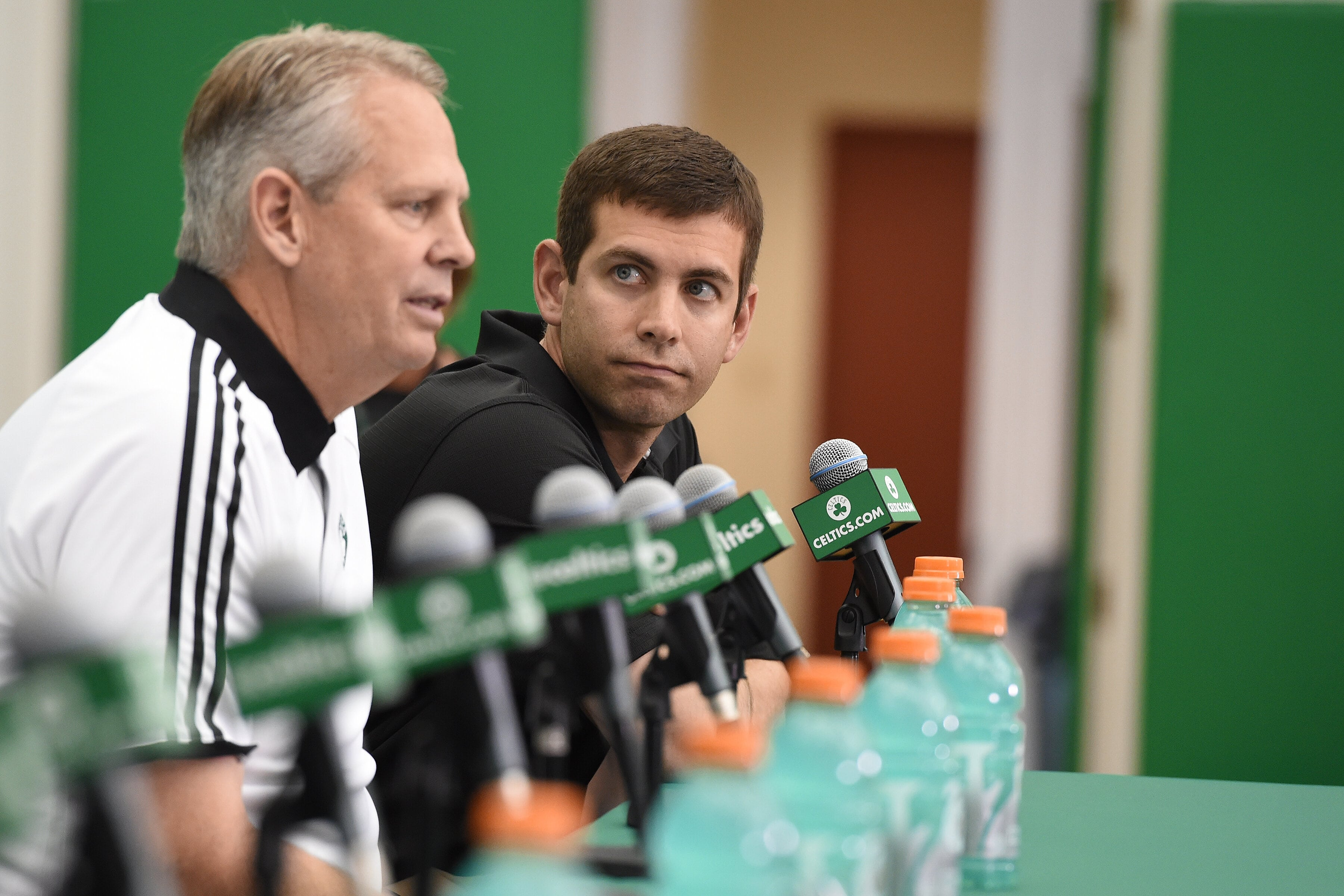 Danny Ainge Resigning as Celtics GM, Brad Stevens Moving From Head Coach to Front Office Role