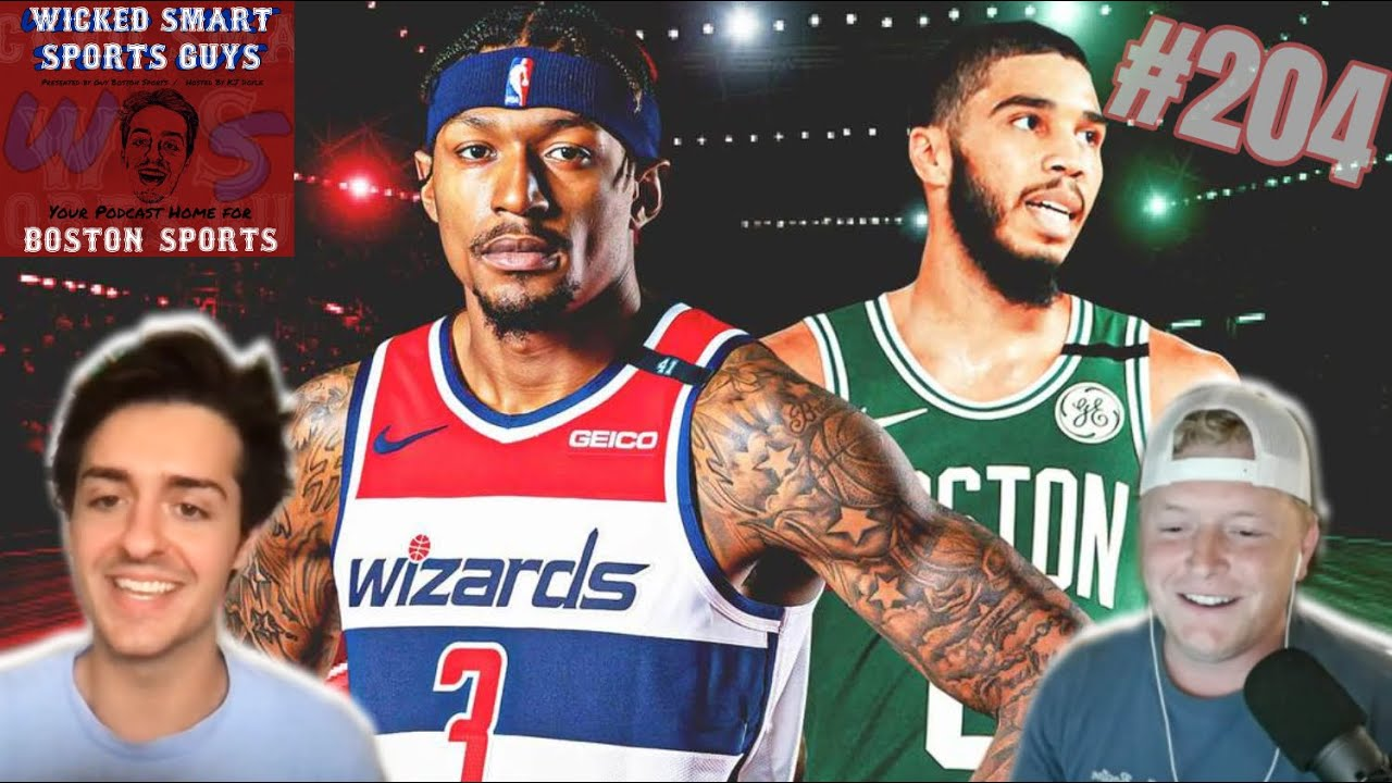 Bradley Beal to the Celtics?! Westbrook to the Lakers? NBA Offseason Primer!