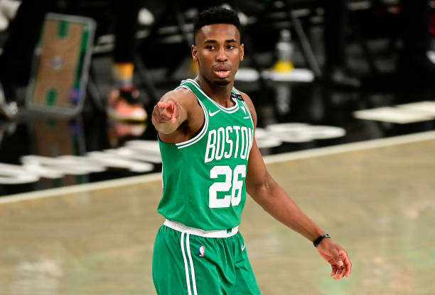 What are Realistic Expectations for Celtics' Forward Aaron Nesmith?