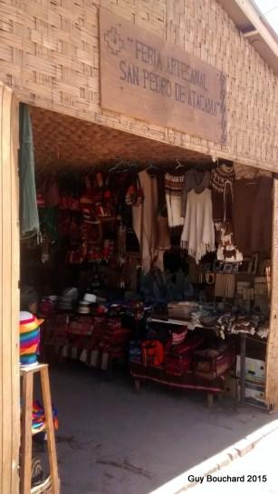 À San Pedro d'Atacama