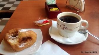 Mon premier vrai café après 2 semaines de Nescafé instant(Coquimbo)