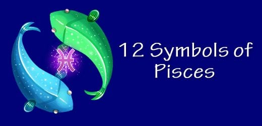 12 pisces symbols of the zodiac you must know guy