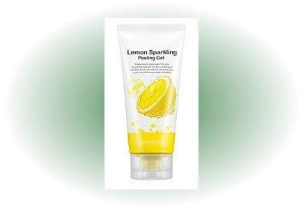 lemon mask for dark spots face