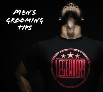 mens grooming tips