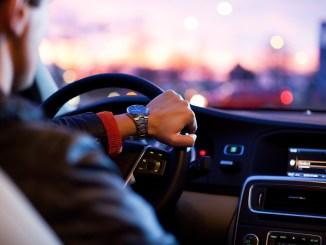 driver man car
