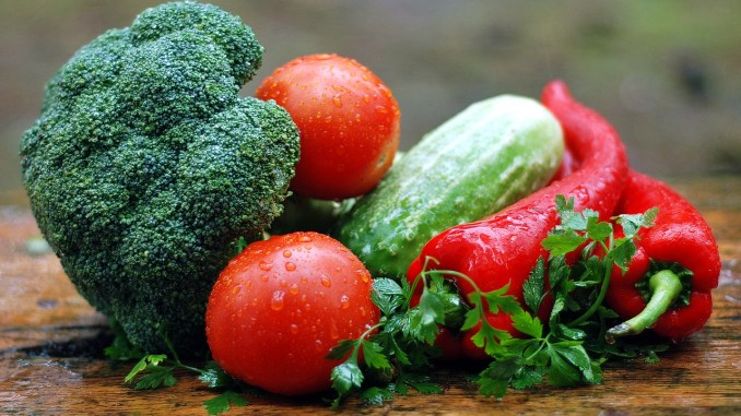 healthy foods and depression