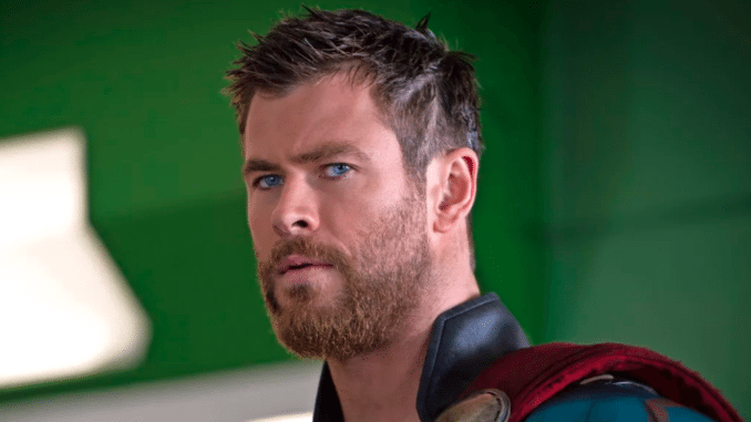 Chris Hemsworth Thor Hair And Beard Style Guide Guy