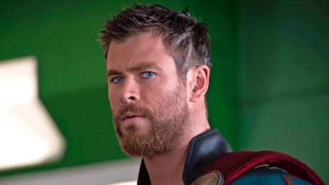 Chris Hemsworth (Thor) Hair And Beard Style Guide