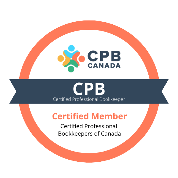 GuYDanS consulting and bookkeeping, Certified Professional Bookkeepers of Canada