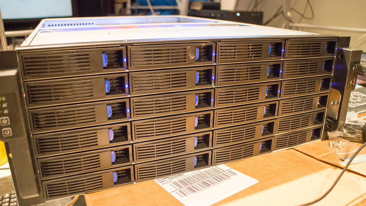 UnRAID Server, Mark II