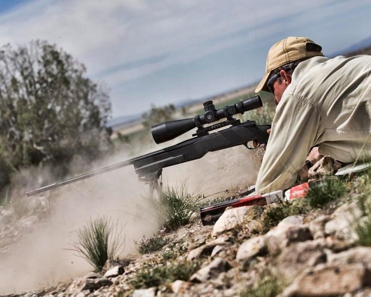 Gunsite long distance course, weatherby, weatherby at Gunsite, Leupold, Leupold at Gunsite, Gunsite, sniper ridge in Arizona, Arizona, Guy Sagi, Guy J. Sagi, Fear and Loading, Fear & Loading