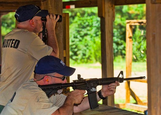 36 Hours of Uwharrie, Fear and Loading, Guy J. Sagi, Ruger AR-556