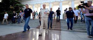 Putin, Russian, Gunfighters Gait, signs someone has a hidden gun, Guy J. Sagi, Fear & Loading
