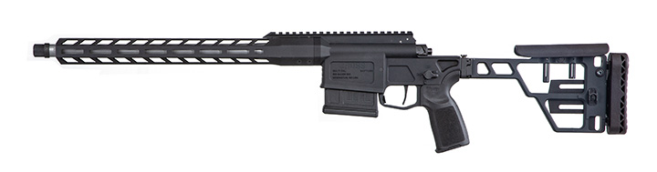 SIG Sauer Cross Rifle chambered in .277 Fury Fear and Loading