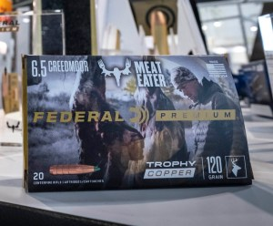 Federal Adds New Trophy Copper .280 Ackley Improved to Its Exclusive MeatEater Rifle Ammunition Lineup