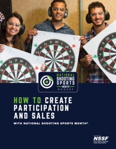 NSSF Releases National Shooting Sports Month E-Book Resource