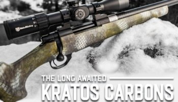 Howa Hogue Kratos Rifles Now Shipping