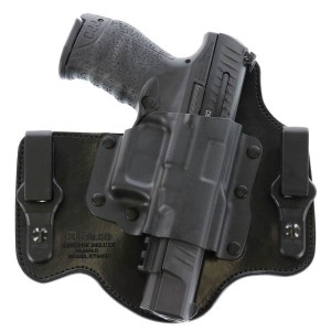 Galco Kingtuk Deluxe IWB Holster for Walther PPQ, PPQ M2 Series